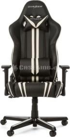 DXRacer Racing Series Gamingstuhl, schwarz/weiß (GC-R9-NW-Z1)