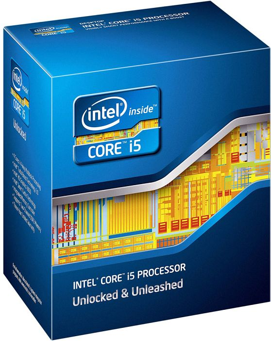 Intel Core i5-3570K, 4x 3.40GHz, boxed (BX80637I53570K)