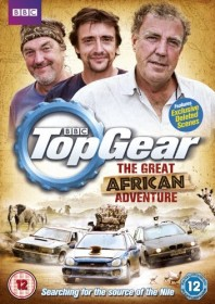 Car: Top Gear - The Great African Adventure (DVD) (UK)
