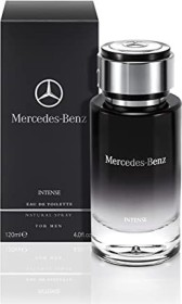 Mercedes-Benz Intense for Men Eau De Toilette, 120ml