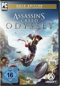 Assassin's Creed: Odyssey - Gold Edition (Download) (PC)