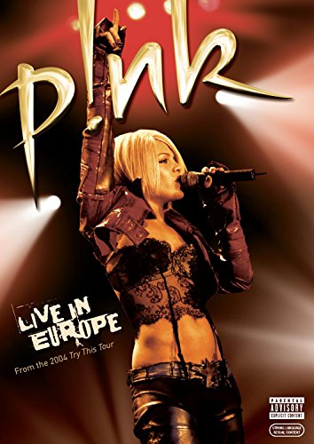 Pink - Live in Europe -- via Amazon Partnerprogramm