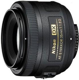 Nikon AF-S DX 35mm 1.8G schwarz (JAA132DA)