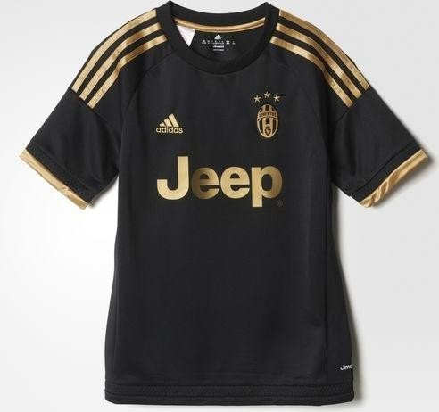 san francisco d7f31 6d44e adidas Juventus Turin third kit Shirt 2015/2016 (Junior) from £ 49.68