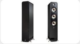 Polk Audio Signature S60e schwarz, Stück (SIGS60EBK)