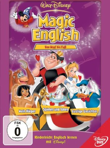 Magic English 6 - Von Kopf bis Fuß -- via Amazon Partnerprogramm
