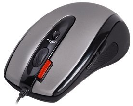 A4Tech X6-70D Glaser Mouse, PS/2 & USB