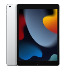 Apple iPad 9 64GB, LTE, Silber (MK493FD/A)