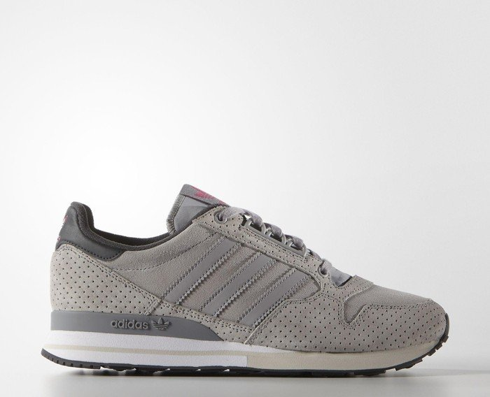 adidas ZX 500 OG light granite/shadow black (ladies) (S78943)