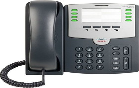 Cisco SPA501G VoIP-Phone