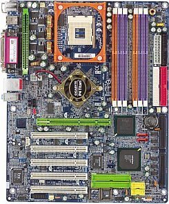 Gigabyte GA-8KNXP Ultra, i875P (dual PC-3200 DDR) -- ACD Systems Digital Imaging