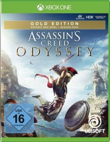 Assassin's Creed: Odyssey - Gold Edition (Download) (Xbox One)