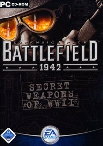 Battlefield 1942  - Secret Weapons of WWII (Add-on) (niemiecki) (PC)