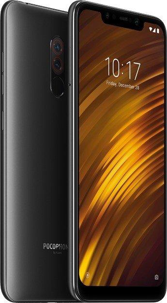 Xiaomi Pocophone F1 64GB schwarz
