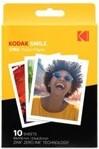 "Kodak ZINK photo paper 3.5x4.25"", 10 sheets (RODZL3X410)"