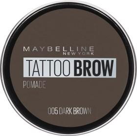 Maybelline Tattoo Brow Augenbrauenpomade 05 dark brown, 4ml
