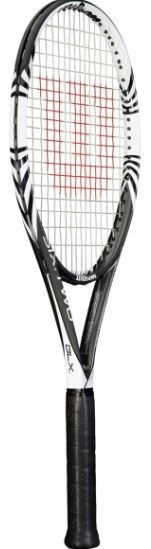 Wilson Tennis Racket nSix-Two 100 (WRT776000) -- ©keller-sports.de