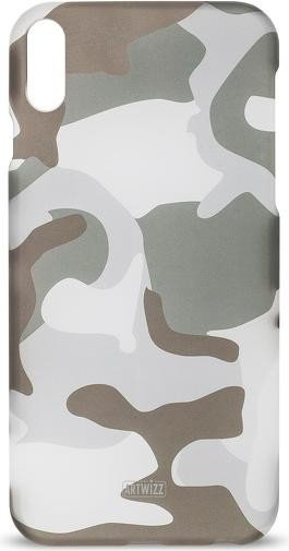 Artwizz Camouflage Clip Classic für Apple iPhone X/XS (6427-2173)