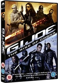G.I. Joe - The Rise Of Cobra (DVD) (UK)