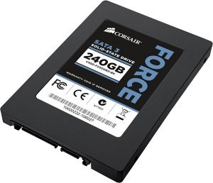Corsair Force 3 F240 240GB, SATA (CSSD-F240GB3-BK)
