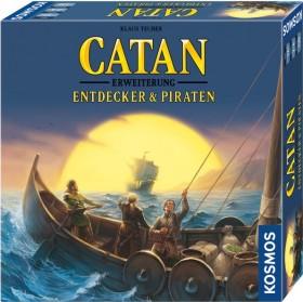 Die Siedler von Catan - Entdecker & Piraten (5. Erweiterung)
