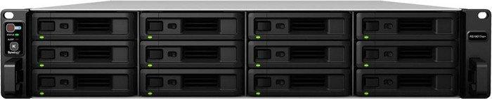 Synology RackStation RS18017xs+ 144TB, 2x 10GBase-T, 4x Gb LAN, 2HE