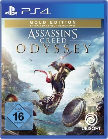 Assassin's Creed: Odyssey - Gold Edition (Download) (DE) (PS4)