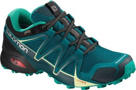 Salomon Speedcross Vario 2 GTX deep lagoonblacktropical green (Damen) (404675) ab € 89,48
