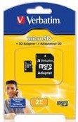 Verbatim microSD 2GB (47226)