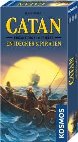 Die Siedler von Catan - Entdecker & Piraten für 5 & 6 Spieler (Ergänzung)