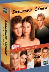 Dawson's Creek Season 3 (DVD)