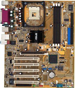 ASUS P4P800S-E Deluxe, i848P (PC-3200 DDR)