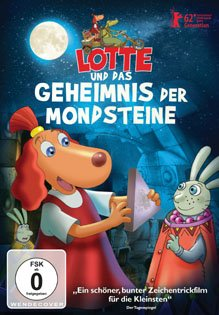 Lotte and the secret der Mondsteine