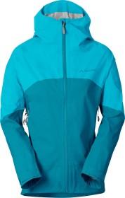VauDe Croz 3L II Jacket alpine lake (ladies) (40388-585)
