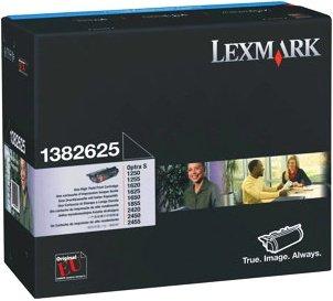 Lexmark Toner 1382625 schwarz