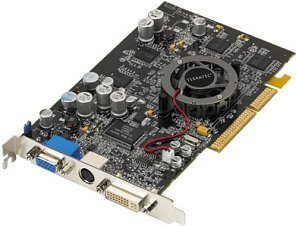 TerraTec Mystify Radeon 9600 XT, 128MB DDR, DVI, TV-out, AGP (7390)