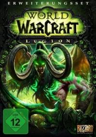 World of WarCraft - Legion (Add-on) (MMOG) (PC)