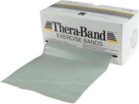 Thera-Band exercise band 5.5m silver (20070)