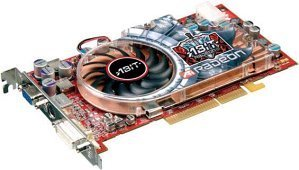 ABIT Radeon R9800XT, 256MB DDR, DVI, TV-out, AGP
