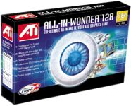 ATI All In Wonder 128 16MB AGP