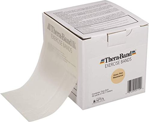 Thera-Band Übungsband 45.5m beige (20110) -- via Amazon Partnerprogramm