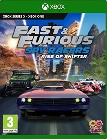 Fast & Furious: Spy Racers - Rise of SH1FT3R (Xbox One)