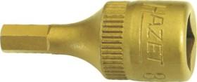 """Hazet 8501-2.5 Innensechskant Stecknuss 1/2"""" 2.5x28mm"""