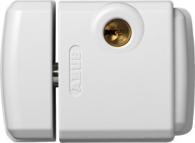 ABUS FTS3003 W separately lockable white, additional locking for windows (27996)