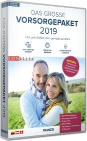 Franzis Das große Vorsorgepaket 2019 (deutsch) (PC)
