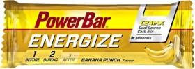 PowerBar Energize Bar Banana Punch 1.375kg (25x 55g)