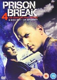 Prison Break Season 4 (UK)