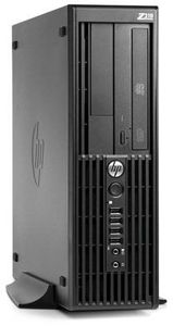 HP Workstation Z210 SFF, Xeon E3-1225, 4GB RAM, 500GB HDD, Windows 7 Professional (KK768EA)