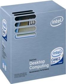 Intel Core 2 Duo E6550, 2C/2T, 2.33GHz, boxed (BX80557E6550)