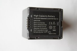 Compatible rechargeable battery to Panasonic CGA-DU21E/1B -- http://bepixelung.org/9374